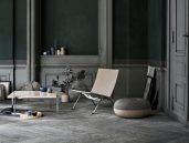 Fritz Hansen PK22 fauteuil taupe