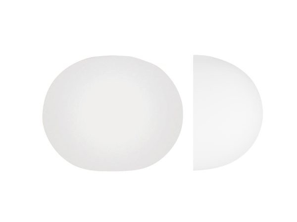 FLos Glo-ball wall lamp