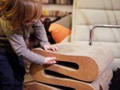Vitra wiggle stool sfeerfoto 1