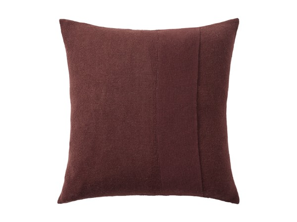 Muuto Layer kussen Burgundy 50 x 50