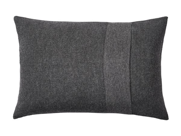Muuto Layer kussen Dark Grey 40 x 60