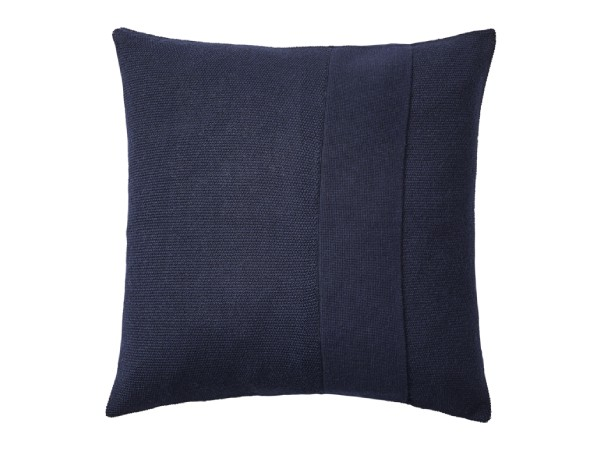 Muuto Layer kussen Midnight Blue 50 x 50