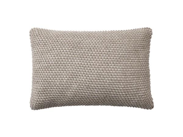 Muuto twine cushion beige klein