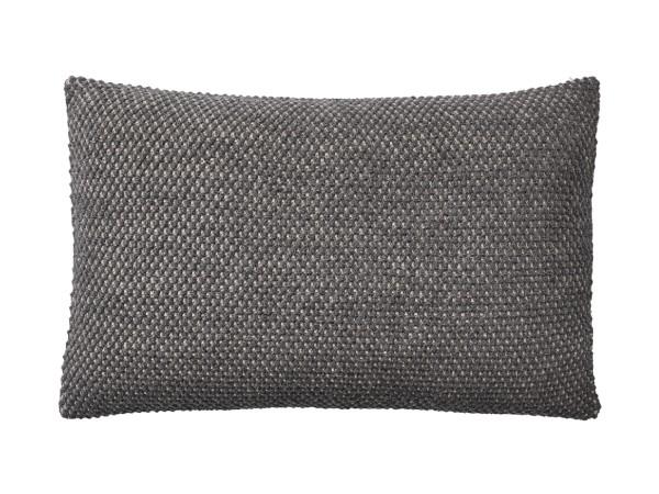 Muuto twine cushion donkergrijs groot