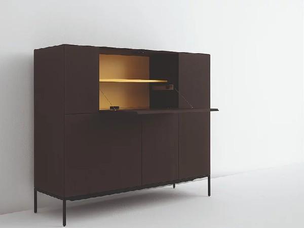 Pastoe Vision Cabinet Jubileum Brown Oak