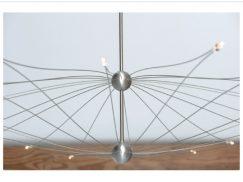 Ferrolight Mini Mega Spoetnik hanglamp
