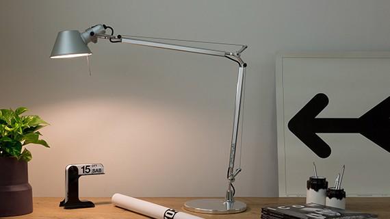 Design bureaulamp