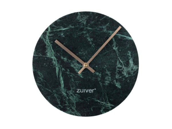 Zuiver Marble Time wall clock