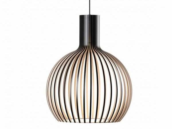 Secto Design 4241 zwart