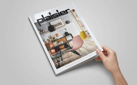 Magazine plaisier cover