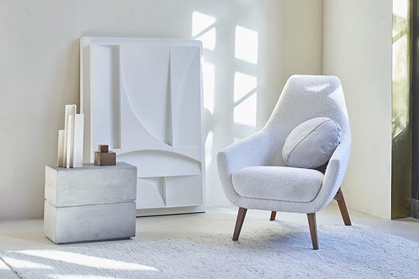 Design fauteuils landingspagina