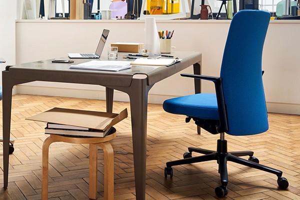 Design bureaustoelen bij Plaisier