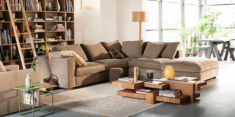 Design salontafels bij Plaisier Interieur