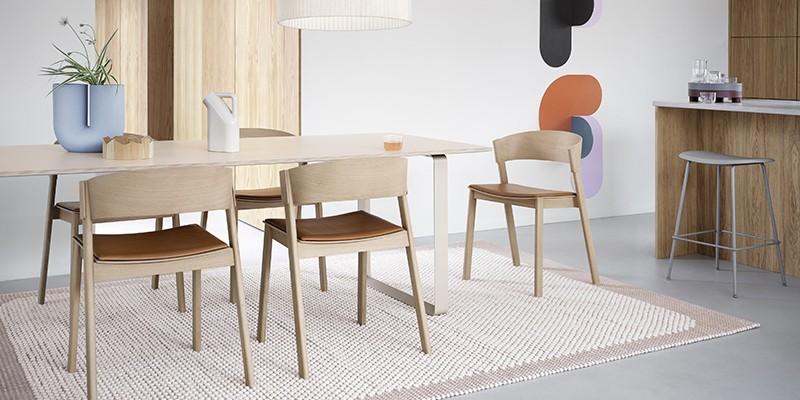 Muuto design stoelen