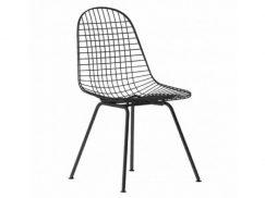Wire chair DKX zwart